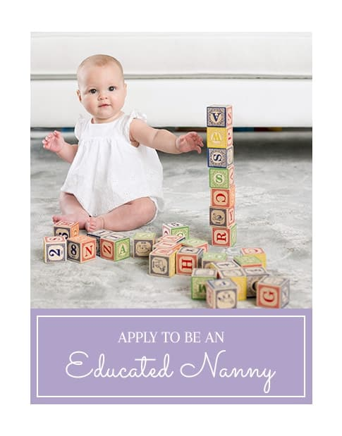 Apply to educated nanny