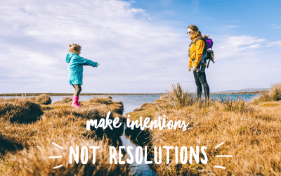 Family Intentions for the New Year